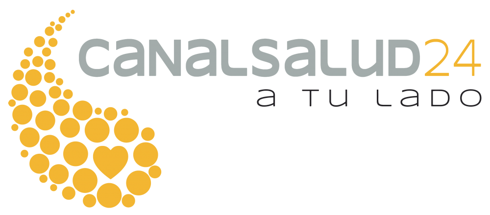 canal salud 24 logo