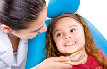 fotos niños en dentista club medicur