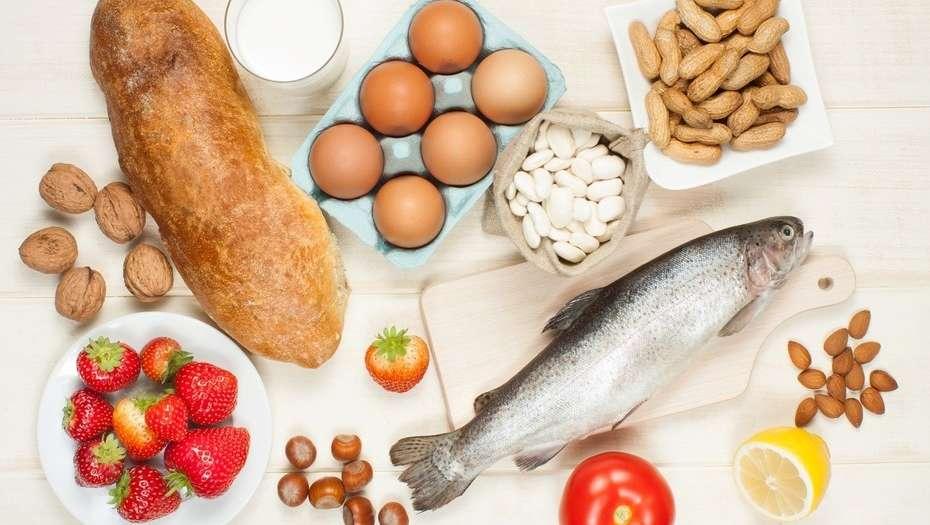 comidas intolerancia alimentaria