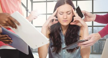 enfermedades mentales estrés y depresión